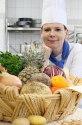 feine handwerkskunst neuer Lebensstil besser Kopfbedeckung in der Küche - Dehoga Hygiene